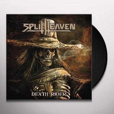 Split Heaven DEATH RIDER Vinyl Record