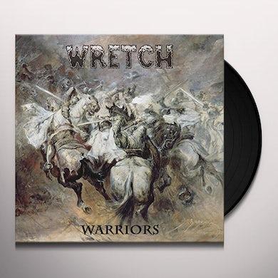 WRETCH WARRIORS Vinyl Record