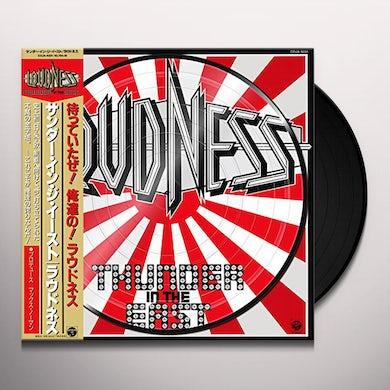 THUNDER IN THE EAST Vinyl Record