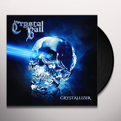 Crystal Ball CRYSTALLIZER Vinyl Record