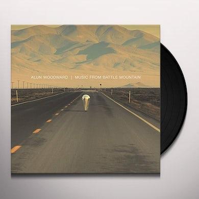 Alun Woodward MUSIC FROM BATTLE MOUNTAIN Vinyl Record