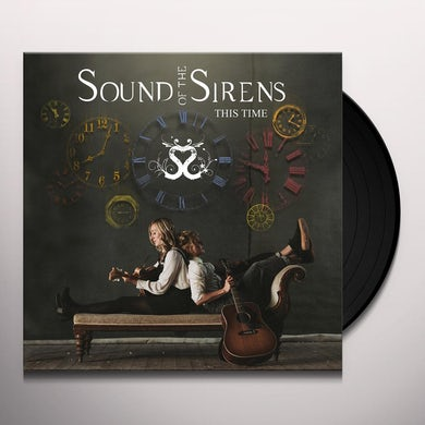 Sound Of The Sirens THIS TIME Vinyl Record