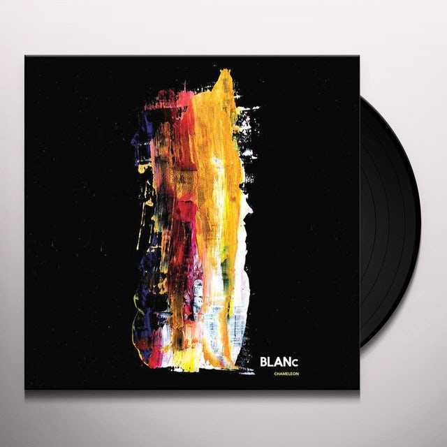Blanc CHAMELEON Vinyl Record