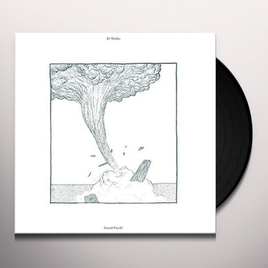 40 Winks SOUND PUZZLE DELUXE EDITION Vinyl Record