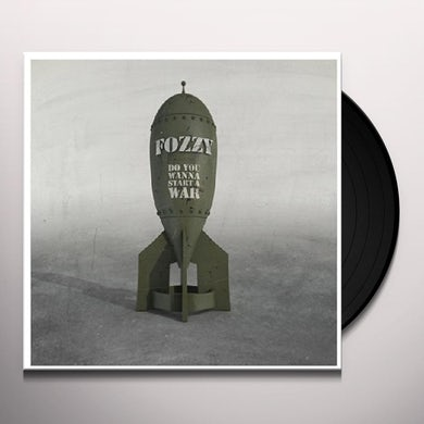 Fozzy DO YOU WANNA START Vinyl Record