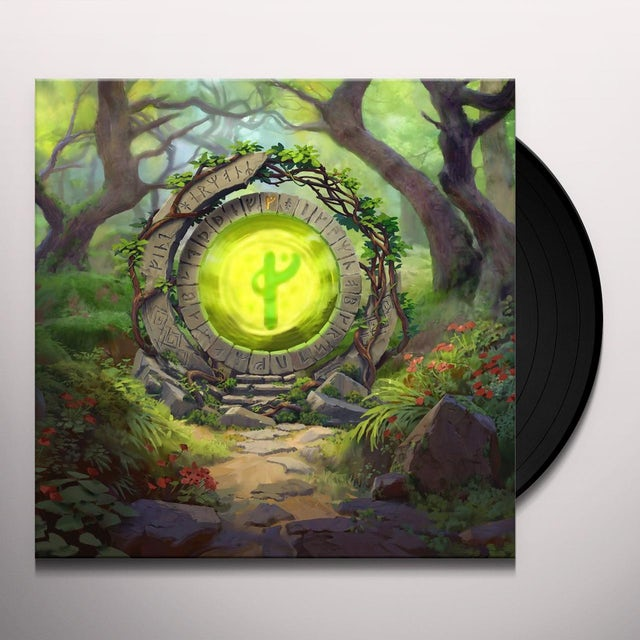 Ian Taylor RUNESCAPE: THE ORCHESTRAL COLLECTION Vinyl Record