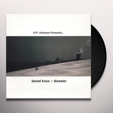 Daniel Knox DISASTER Vinyl Record