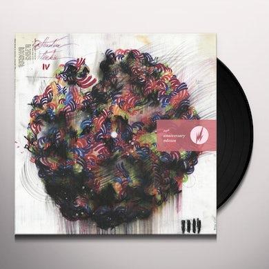 Teebs ARDOUR (10TH ANNIVERSARY EDITION) Vinyl Record