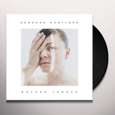 Rebekka Karijord MOTHER TONGUE Vinyl Record