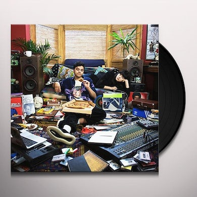Jamie Isaac COUCH BABY Vinyl Record