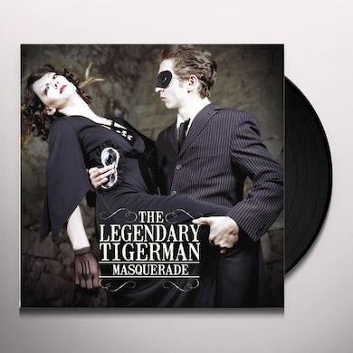 The Legendary Tigerman MASQUERADE (10TH ANIVERSARY EDITION) Vinyl Record
