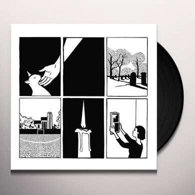 Paws NO GRACE Vinyl Record