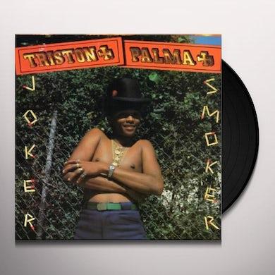 Triston Palma JOKER SMOKER Vinyl Record