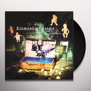 Element Of Crime DIE SCHOENEN ROSEN Vinyl Record