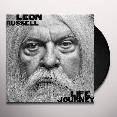 Leon Russell LIFE JOURNEY Vinyl Record