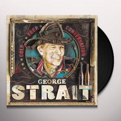 George Strait Cold Beer Conversation (LP) Vinyl Record