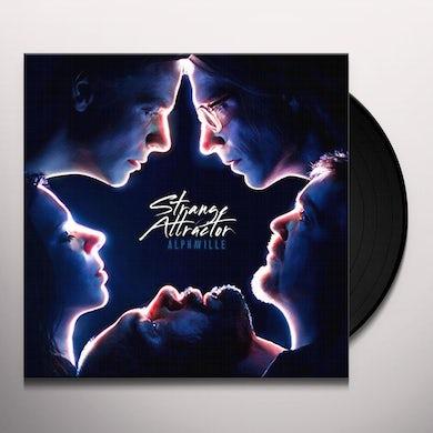 Alphaville STRANGE ATTRACTOR Vinyl Record