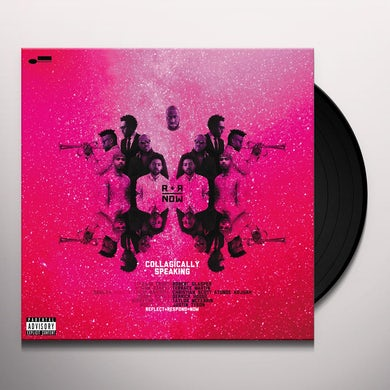 Collagically Speaking (2 LP) Vinyl Record