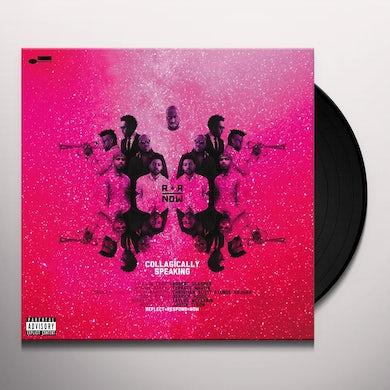 R+R=Now Collagically Speaking (2 LP) Vinyl Record