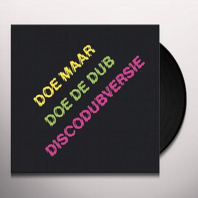 Doe Maar DOE DE DUB (DISCODUBVERSIE) Vinyl Record