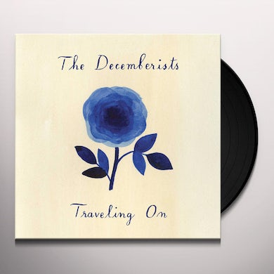The Decemberists TRAVELING ON Vinyl Record