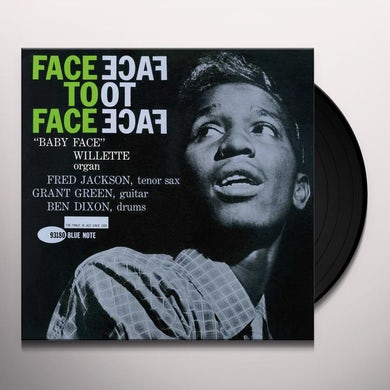 Face To Face (LP)(Blue Note Tone Poet Series) Vinyl Record