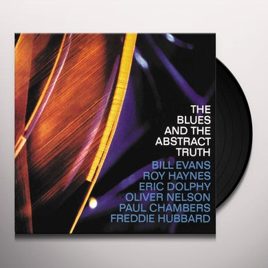 Oliver Nelson The Blues And The Abstract Truth (LP) Vinyl Record