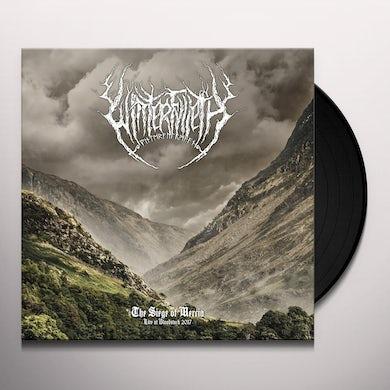 Winterfylleth SIEGE OF MERCIA: LIVE AT BLOODSTOCK 2017 Vinyl Record