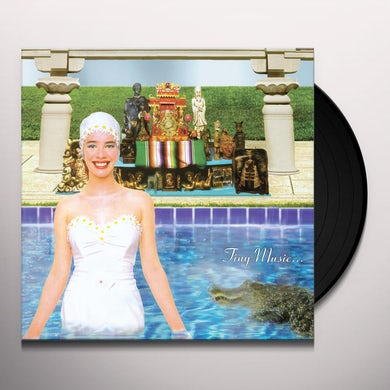 Stone Temple Pilots TINY MUSIC..SONGS FROM THE VATICAN GIFT SHOP (SUPER DELUXE EDITION/3CD/LP) Vinyl Record