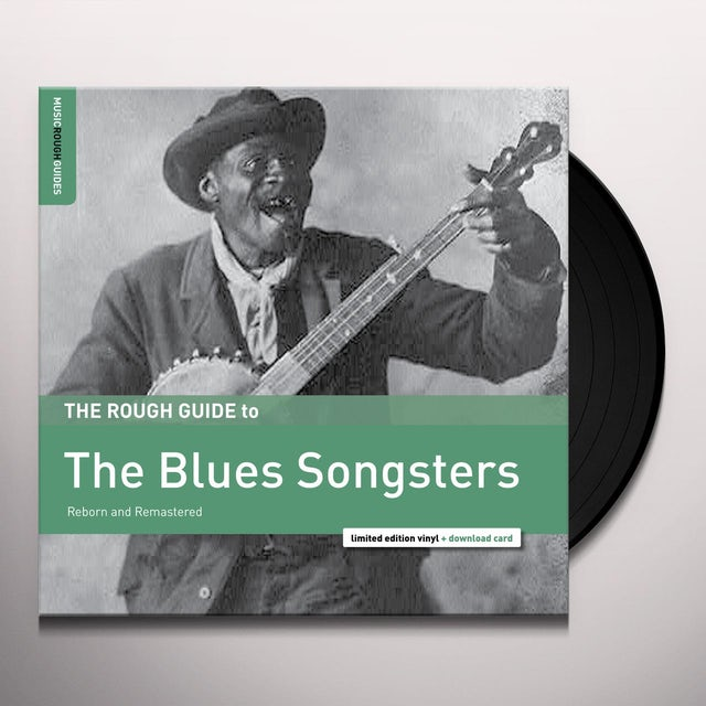 Rough Guide To The Blues Songsters / Various