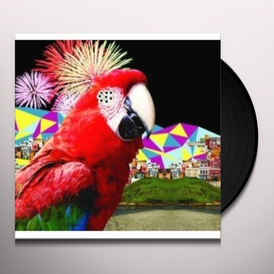 El Guincho ALEGRANZA Vinyl Record - UK Release