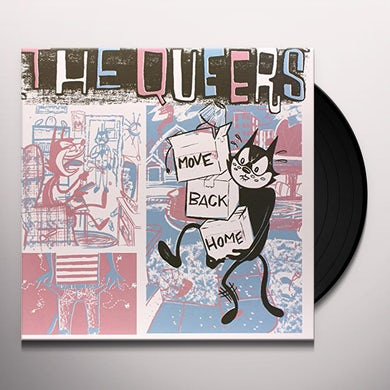 Queers MOVE BACK HOME Vinyl Record