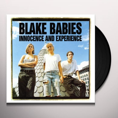 Blake Babies INNOCENCE AND EXPERIENCE Vinyl Record