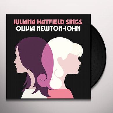 Juliana Hatfield SINGS OLIVIA NEWTON-JOHN Vinyl Record - Colored Vinyl