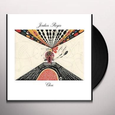 CLOSE Vinyl Record