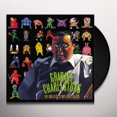 Grabass Charlestons GREATEST STORY EVER HULA'D Vinyl Record