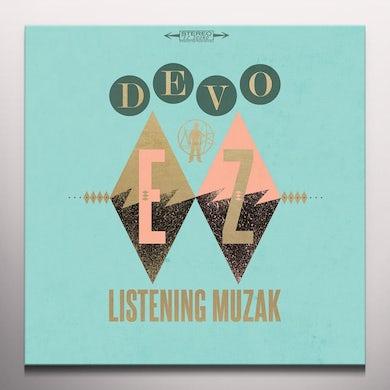 Devo EZ LISTENING MUZAK (LAVA LAMP) Vinyl Record