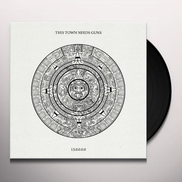 This Town Needs Guns 13.0.0.0.0 Vinyl Record