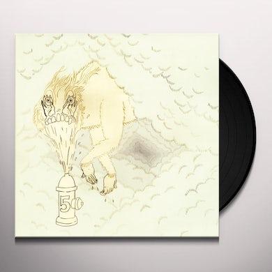 COOL DEATH OF ISLAND RAIDERS Vinyl Record