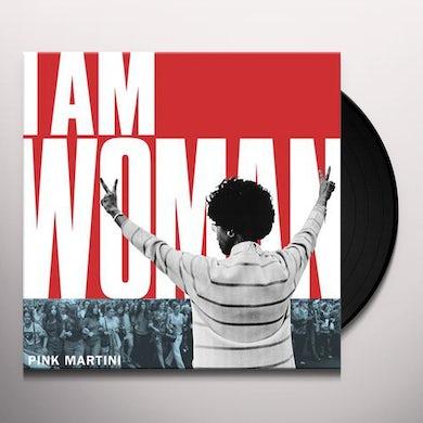 Pink Martini I AM WOMAN / EXODUS Vinyl Record