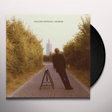 Yellow Ostrich  COSMOS Vinyl Record