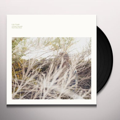 Luke Temple HAND THROUGH THE CELLAR DOOR Vinyl Record