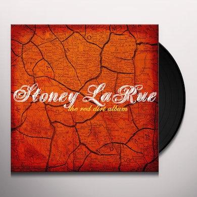 Stoney Larue THE RED DIRT ALBUM Vinyl Record