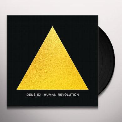 Deus Ex Human Revolution / Game O.S.T. Vinyl Record