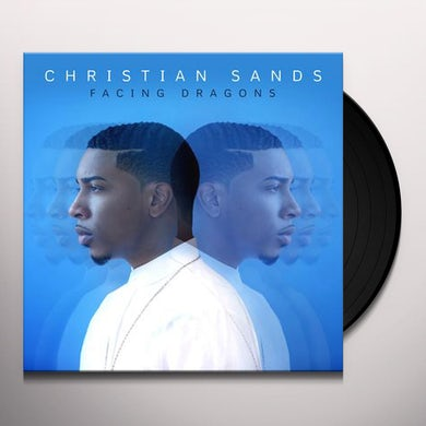 Christian Sands FACING DRAGONS Vinyl Record