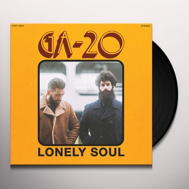 LONELY SOUL Vinyl Record