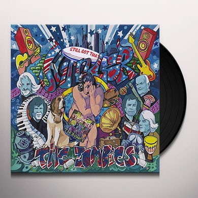 The Zombies STILL GOT THAT HUNGER Vinyl Record