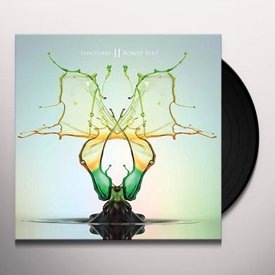 Robert Reed SANCTUARY 11 Vinyl Record - UK Release