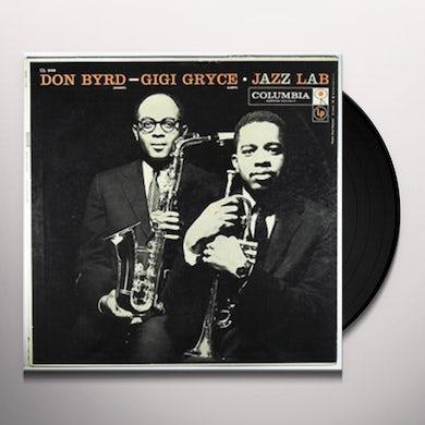 Don Byrd & Gigi Gryce JAZZ LAB Vinyl Record