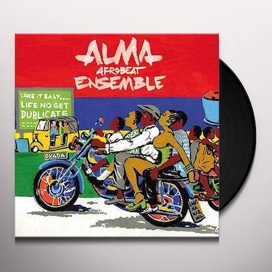 ALMA AFROBEAT ENSEMBLE LIFE NO GET DUBLICATE Vinyl Record